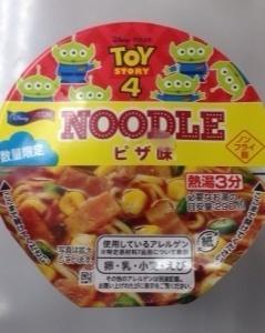 イオン TOY STORY4ヌードル ピザ味
