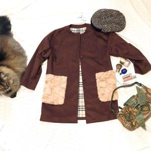 平成最後のコート祭!かたやまゆうこさんの「コートを縫おう」から3着縫ったのだー♡