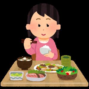 ダイエットはバランスのいい食事を意識しましょう。