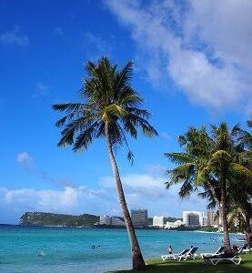 グアム旅行記 海水浴とテリーズローカルコンフォートフード