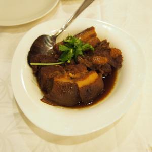 「欣葉南西店」欣葉滷肉が美味しい!