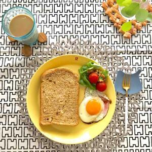 ビタミンカラー朝ごはん♪楽天ポチと購入予定