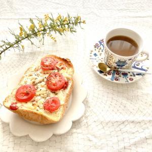 器に元気をもらって朝ごはん♪楽天スーパーセール
