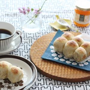 30分でできるパンレシピで朝ごはん♪