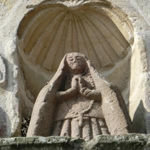 ああ敬虔な祈り捧げる修道女