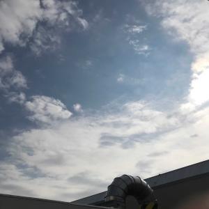屋上からこんにちは