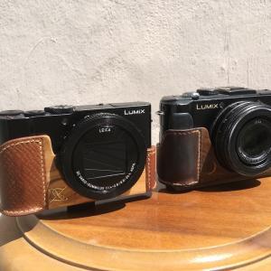 新しいカメラケースを製作
