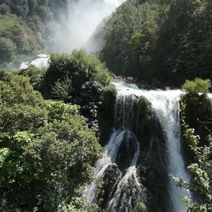 ウンブリア州旅行/Terni - Montefalco