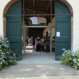 今年は秋開催のコルシーニ貴族庭園職人展