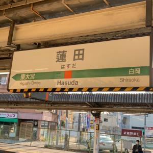 蓮田駅(埼玉県・宇都宮線)