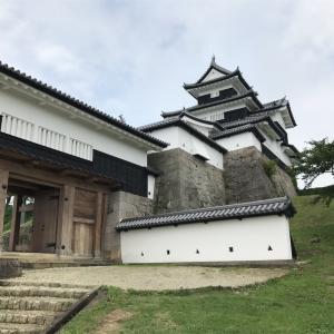 白河小峰城〜奥州関門の名城