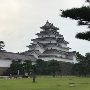 会津若松城〜白虎隊士も見た国内唯一の赤瓦の天守閣