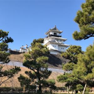 掛川城〜東海の名城