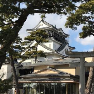 岡崎城〜徳川家康生誕の地
