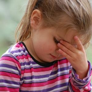 子どもの5月病について