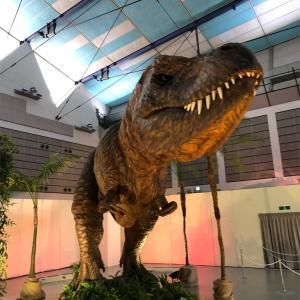 仙台大恐竜博へ行ってきました!