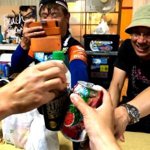 日本一周、20日目夜〜21日目。ライハ日本何周!