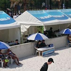 ◆ビーチバレーの魅力は美人アスリートを間近で堪能できるだけではない◆