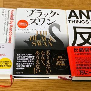 ブラックスワン著者が見た日本人と「タレブ流レバレッジの使い方」
