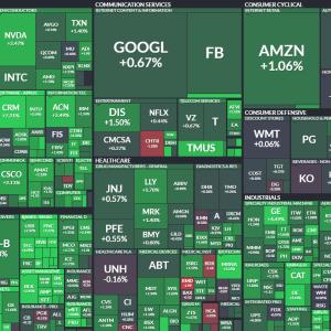 【S&P500は2日間で2.2%上昇】リスクは後退?市場は一旦落ち着きを取り戻す【23日の米国市場のまとめと感想】