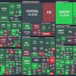 ビットコインは6万ドル台⤴ S&P500も続騰。米国株式市場は危機を脱したか?