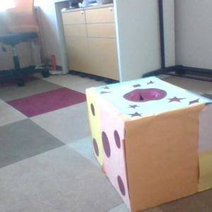 英語教室の必需品Special BoxでHow many~?の練習