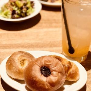 鎌倉パスタでパン食べ放題!