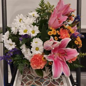 お花のオンライン国際デリバリー