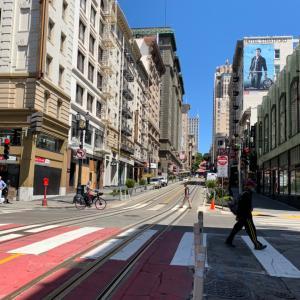 1年半ぶりのサンフランシスコ