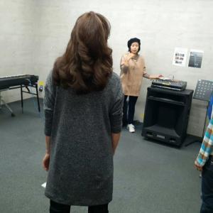11月の「ストレス発散!ボイストレーニング」開催しました!