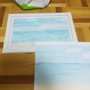 『パステルで海を描こう』終了しました。
