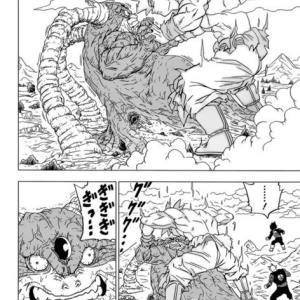 【悲報】ドラゴンボール超の漫画、もう意味が分からなくなるww