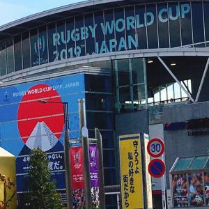 ラグビーワールドカップ開幕戦