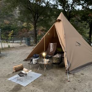 冬キャンプでGO!