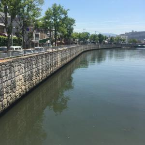 大阪市城東区今福南「巡航船の船着き場跡」