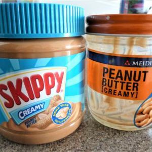 乳成分が不使用のピーナッツバター!「ピーナツクリーム」は要注意?