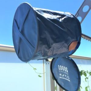 【シェア畑ブログ】LOGOSの折りたたみ防水バケツが家庭菜園でも活躍!