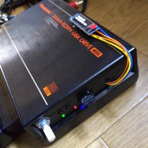 例のFDDエミュレータの改造ベースが入手難
