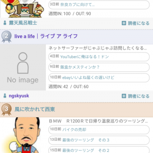 WordPress ブログ村 新着記事