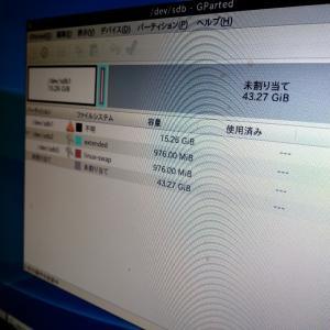 microSD破損