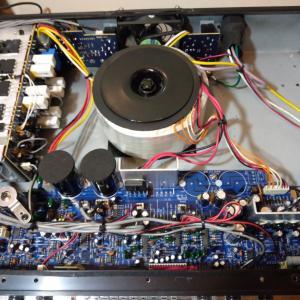 Hartke HA3500を修理してわかった事