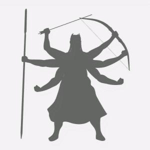 阿久留王 ― 鹿野山でヤマトタケルと戦った鬼 ―