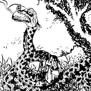ウワバミ ― ネズミのような耳を持つ大蛇 ―