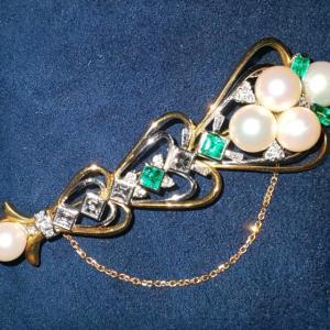 6月1日 「真珠の日」・「破布嚢裏真珠」・「玉磨かざれば光なし」