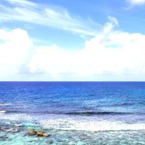 6月8日 「世界海洋デー」・「仏法如大海」・「一片月生海」