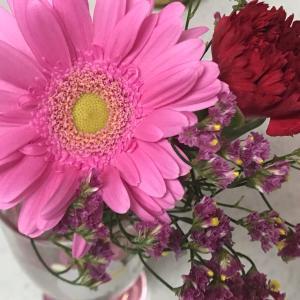 ストレス過多な人生にお花を。