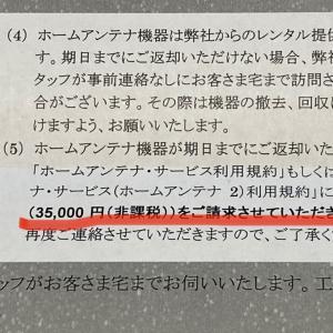 クソ怖い上に3万円毟り取られる