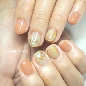 【名古屋・久屋大通ネイルサロン&ネイルスクール】お爪が短くてもジェルネイルできます!