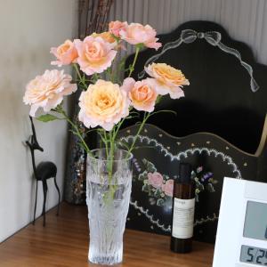 薔薇満開の季節終了