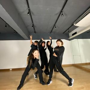② インストラクターダンス部no.2 撮影